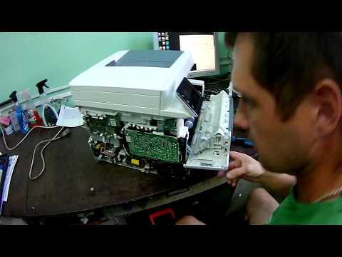 Hp Laserjet Pro M426dw 50 2 Ош термоэл Разборка Замена