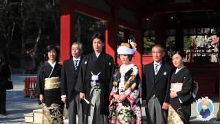 Япония. Традиционная японская свадьба