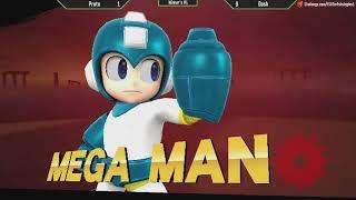 ESV Smash 4 Weekly #5 - C5   Proto (Megaman, Diddy) vs Dash (Mewtwo) - WR1