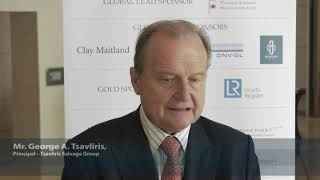 2018 8th Annual Operational Excellence in Shipping - George A. Tsavliris Interview