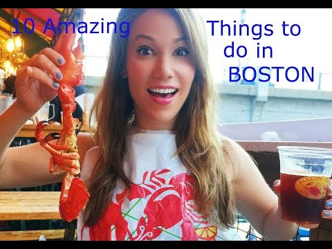 10 AMAZING things to do in Boston // Boston Travel Guide - Stuart Brazell's Bucket List