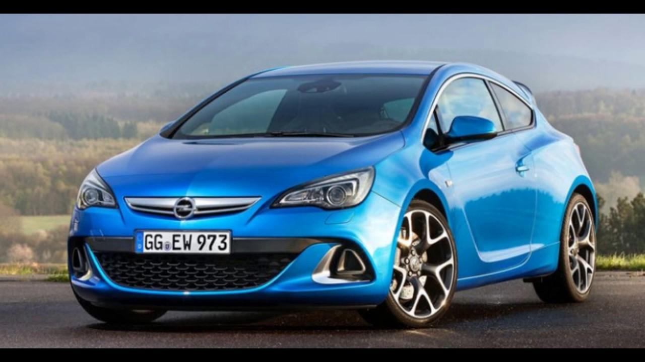 NEW 2018 Opel Astra OPC - YouTube