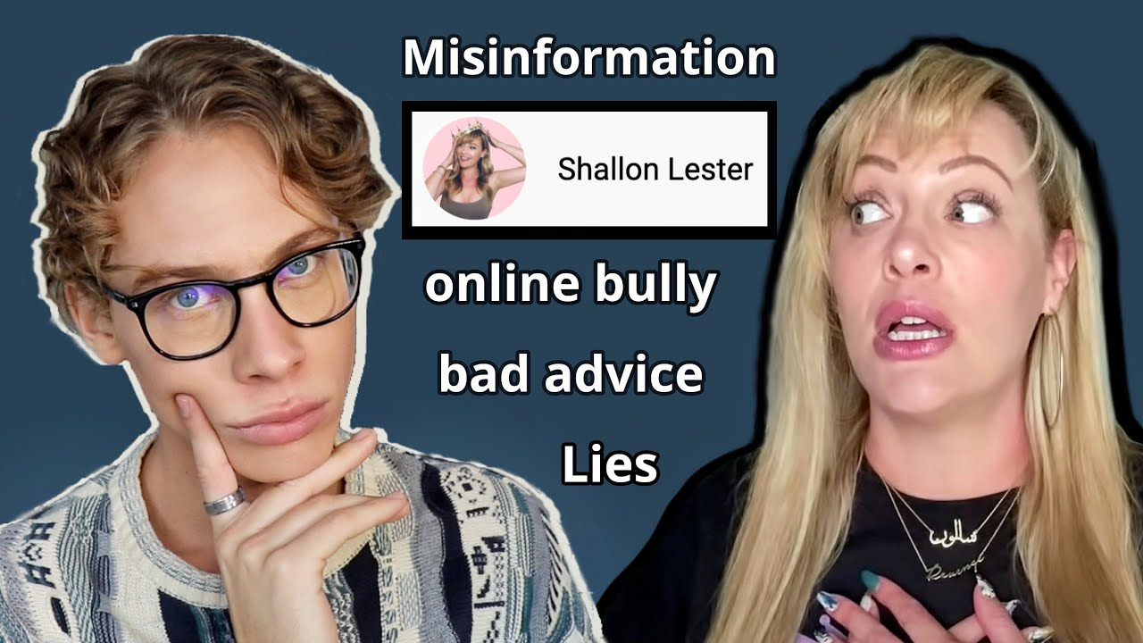 Why Shallon Lester's Content Is Harmful & Problematic