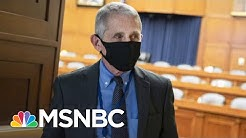 White House Works To Discredit Dr. Fauci As Coronavirus Surges in U.S. | MSNBC
