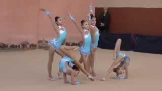 Команда ОКДЮСШ-2004(БП) 03.10.2015 Художественная гимнастика. Чемпионат Черниговской области