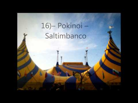 Favorite Cirque du Soleil Songs Top 30 (2013)