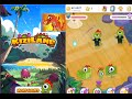 Kiziland Evolution - Level 05-....  - All creatures / all kizis HD 1080p