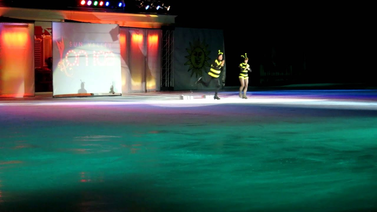 Bees + Baby skating number - July 26, 2014