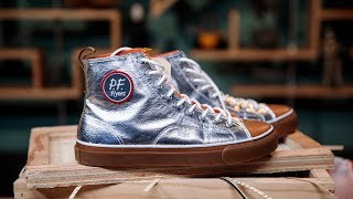Tested Mailbag: Mercury Spacesuit-Inspired Shoes