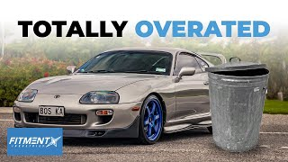 The MOST Overrated Cars In The Scene Today