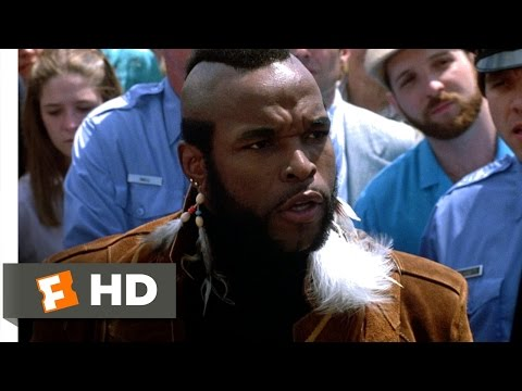 Rocky III (2/13) Movie CLIP - Clubber Heckles Rocky (1982) HD
