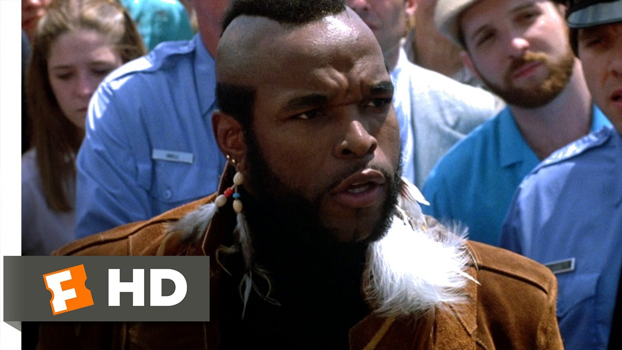 Rocky Iii 2 13 Movie Clip Clubber Heckles Rocky 1982 Hd Youtube