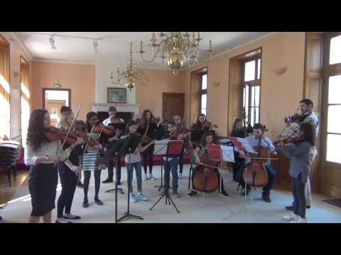 Trois Chansons Tchèques - LES VIOLONS D'AMILLY