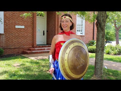 From Head of School Cathy McGehee: The Wonder Women and Other Super Heroes of Foxcroft