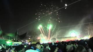 カウントダウン ウボンラチャタニー 2013.12.31  Count Down Ubon Ratchatani