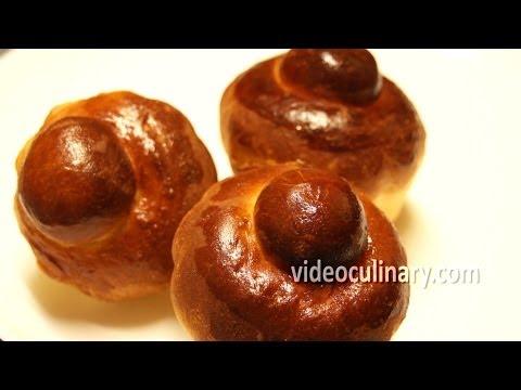 Brioche Bread - Classic French Recipe by Video Culinary