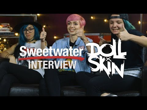 Doll Skin Interviewed by Sweetwater