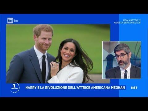 La nuova vita di Harry e Meghan - Unomattina 23/01/2020