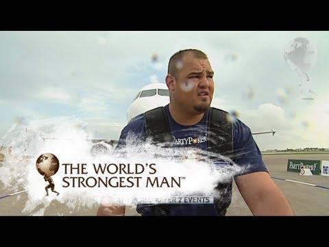 2009 Plane Pull: Brian Shaw | World