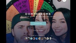 Roulette - Dominic DeAngeles w/ Merrell Twins (Full Kastr Broadcast) thumbnail