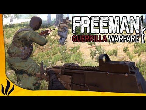 UN MOUNT & BLADE EN MODE FPS MODERNE ! (Freeman: Guerrilla Warfare)