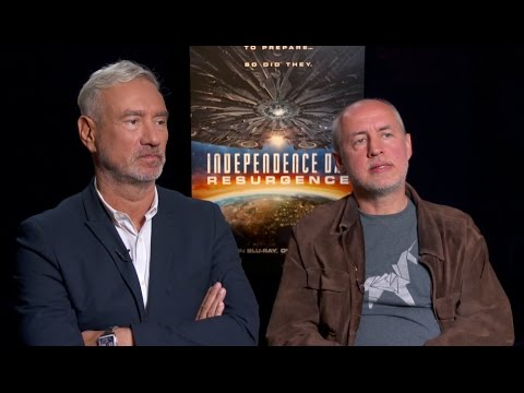"""Roland Emmerich on what disaster our world is heading to - """"global warming is real"""""""