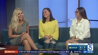 Kate Gosselin and Twin Daughters Mady & Cara on Kate's Dating Struggles in