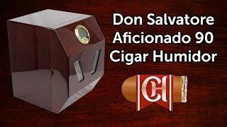 Don Salvatore Aficionado 90 Cigar Humidor