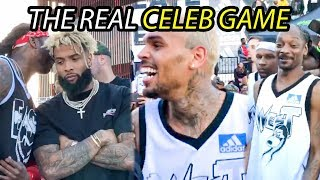 The STARS Come Out For Snoop's Celeb Game! Odell Beckham, Chris Brown, Lil Dicky, 2 Chainz & More! thumbnail