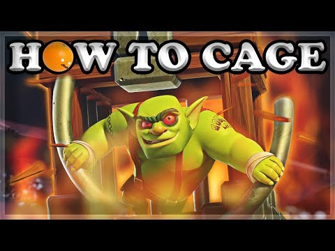 How To Use & Counter Goblin Cage Brawler ��