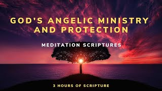 Bible Verses of God's Angelic Ministry and Protection - Listen While You Sleep