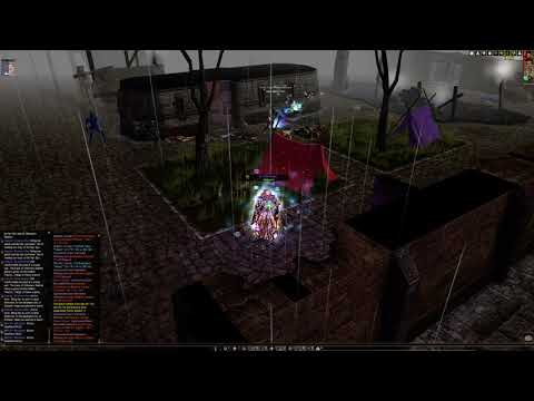 Neverwinter Nights EE World of Greyhawk - sail from Greyhawk to Critwall under siege city |