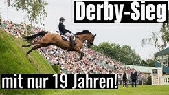 Wow Derby-Sieg mit nur 19 Jahren! 😱 | Michael Pender & Hearton du bois Halleux |Hickstead-Derby
