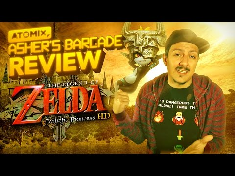 REVIEW The Legend of Zelda Twilight Princess HD - Asher's Barcade