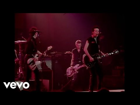 The Clash - Train in Vain (Live at the Lewisham Odeon)