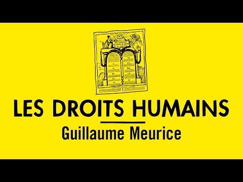 Voir pour comprendre #6 : la Déclaration universelle des droits de l'homme (ft : Guillaume Meurice)
