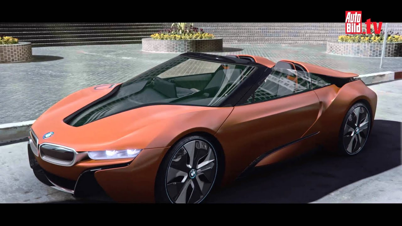 Bmw I Vision Future Interaction Ces 2016 Youtube