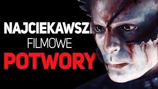 7 Najciekawszych Filmowych Potworów!