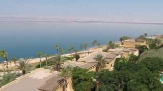 15. Иордания. Мертвое море. Kempinski Hotel Ishtar Dead Sea. Видео Павла Аксенова(, 2013-11-10T17:15:21.000Z)