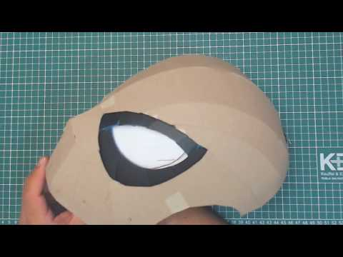 How to make Spiderman Moving Eyes