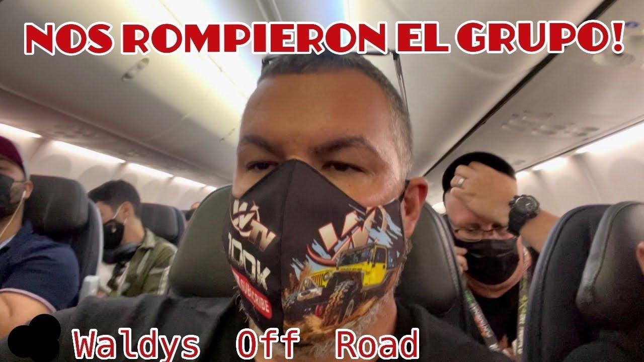 Regresamos a Puerto Rico y nos Rompen el Grupo by Waldys Off Road
