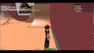 Roblox Tricks on a Skateboard! :P