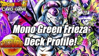 Mono Green Frieza Deck Profile! - Dragon Ball Super Card Game