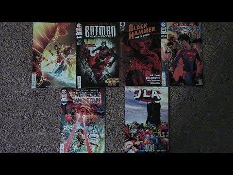 Comic Reviews 05/23/18