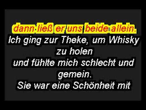 Karaoke - Lucille-German Version - Michael Holm.flv