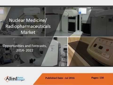 Radiopharmaceuticals/Nuclear Medicine Market - Industry set to grow positively