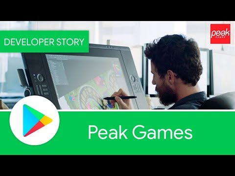 Android Developer Story: Peak Games