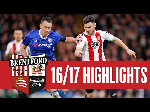 Download Emirates FA Cup Match Highlights: Chelsea 4 Brentford 0