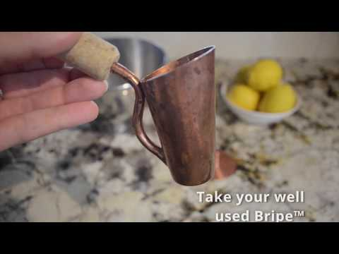 How to clean your Bripe Coffee Pipe