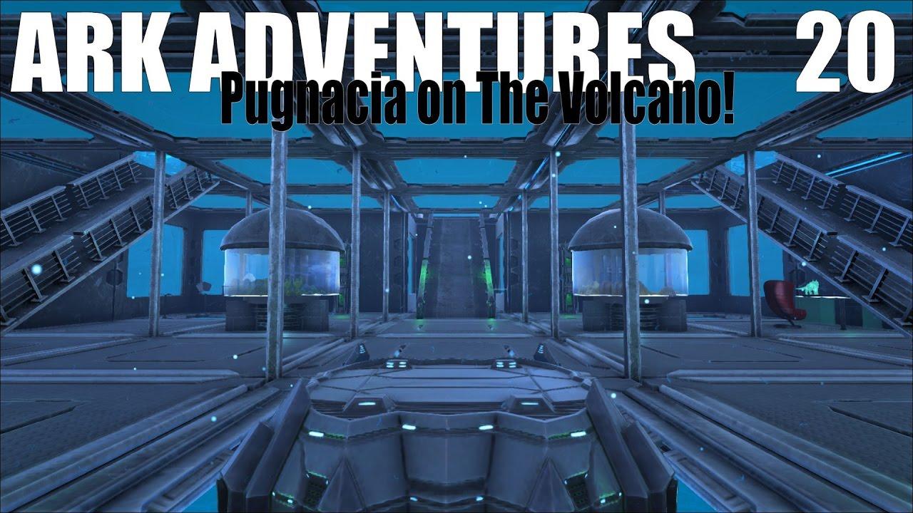 ARK Pugnacia Adventures #20 - Underwater Base Build Completed!